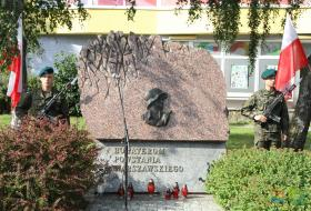 Pomnik Bohaterom Powstania Warszawskiego