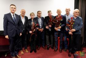 Wręczenie Nagród Prezydenta Olsztyna w dziedzinie kultury za 2019 rok