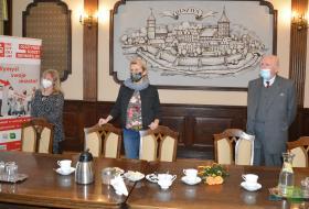 Wręczenie nagród im. Nowowiejskiego (Dorocie Obijalskiej) oraz im. Skurpskiego (Aresztowi Sztuki) za 2020 rok